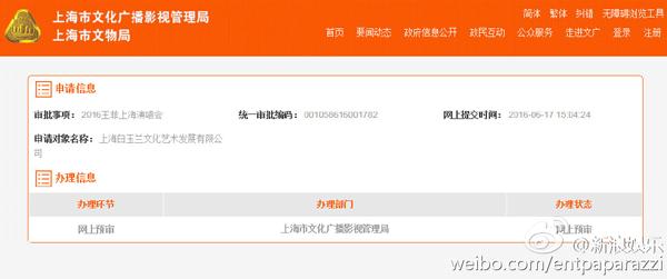 曝阿里巴巴将主办2016王菲上海演唱会,代理费1亿元