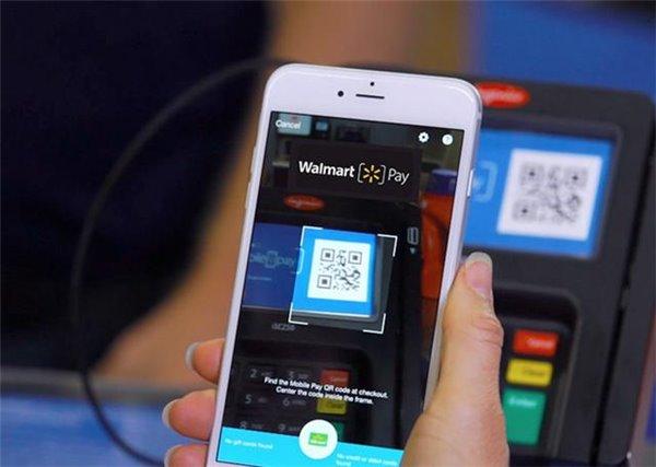 神似支付宝/微信支付:沃尔玛支付已覆盖美国4600家超市