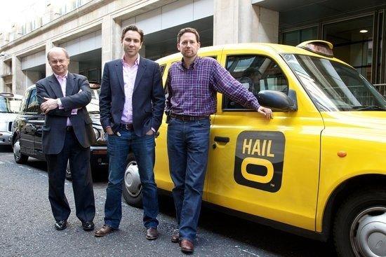 对抗Uber,奔驰打车服务MyTaxi将与对手Hailo合并抱团