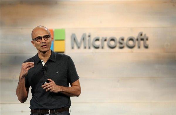 微软员工:与纳德拉共事,像坐过山车一样刺激